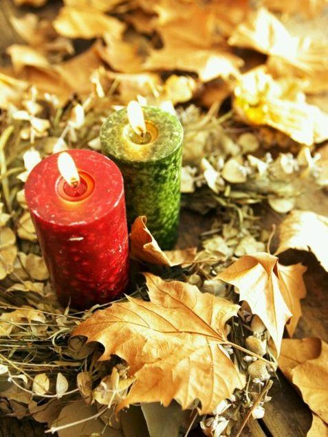 蝋燭の写真