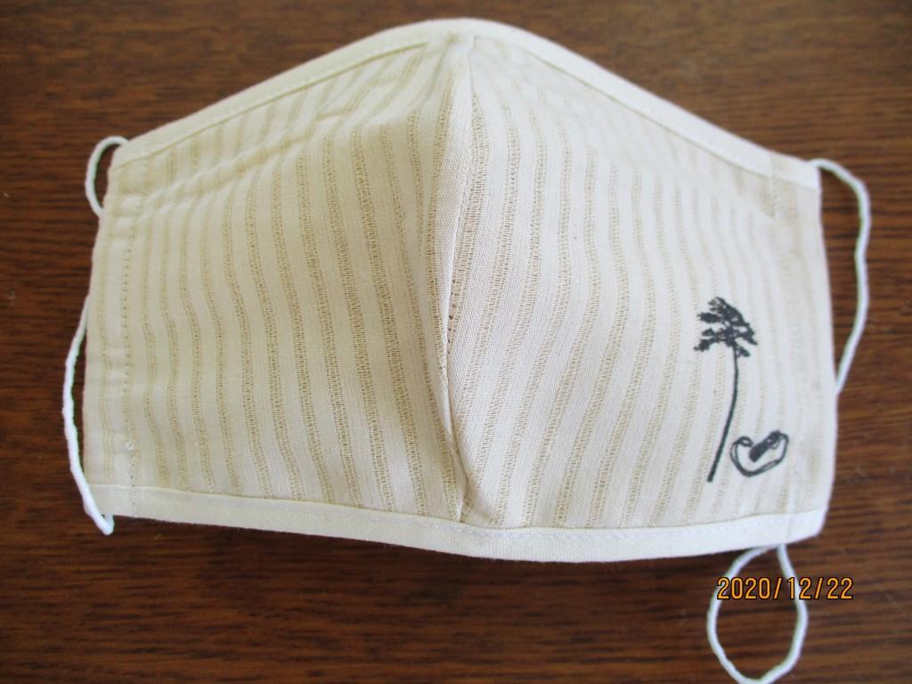 東日本大震災で1本だけ残った陸前高田市の奇跡の松からできた布